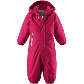 Reima Puhuri Overall Toddlers Cranberry Pink